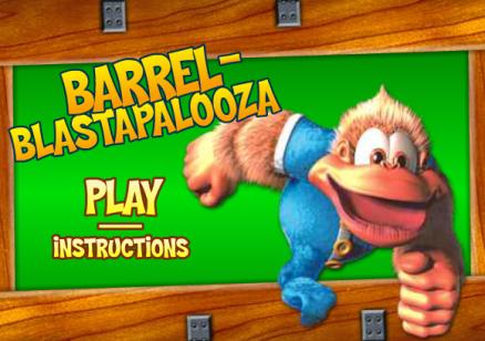 barrel blastapalooza